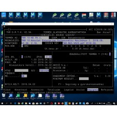 TKR 10-Készlet Enterprise Felhasználói Kézikönyv I. 2018.09.