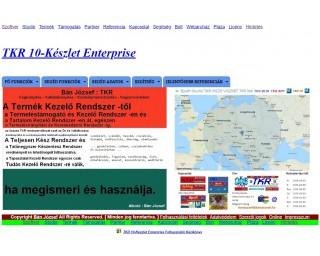 TKR 10-Készlet Enterprise