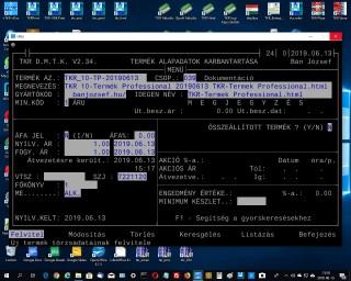 TKR 10-Termék Professional 20190613 TKR-Termek Professional.html