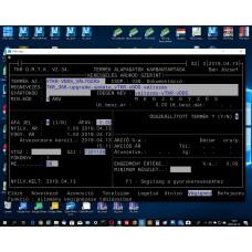 TKR_366-upgrade-update_vTKR-vDOS változás