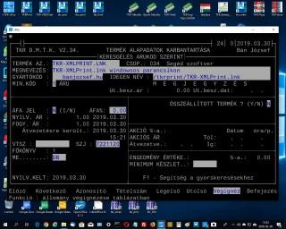 TKR-XMLPrint.lnk windowsos parancsikon
