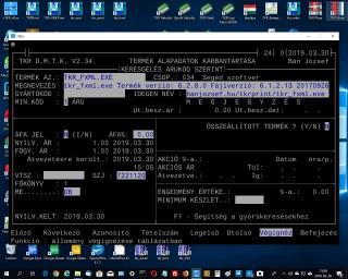 tkr_fxml.exe Termék verzió: 6.2.8.0 Fájlverzió: 6.1.2.13 20170926