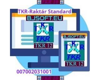 TKR-Raktár Standard Licenc 007002031001