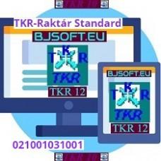 TKR-Raktár Standard Licenc 021001031001