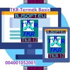 TKR-Termék Basic Licenc 004001052001