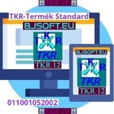 TKR-Termék Standard Licenc 011001052002