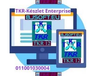 TKR-Készlet Enterprise Licenc 011001030004