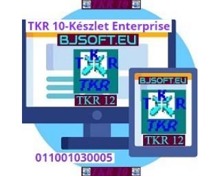 TKR 10-Készlet Enterprise Licenc 011001030005
