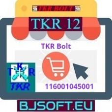 TKR Bolt 116001045001