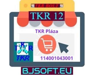 TKR Pláza 114001043001