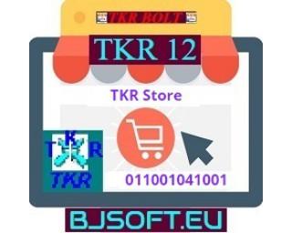 TKR Store 011001041001