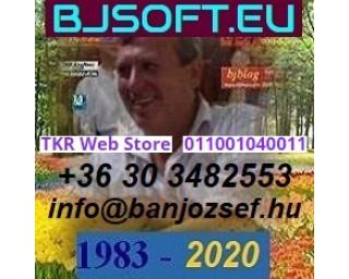 TKR Web Store szoftver követés aktiválási díj ( W-SZKA ) 011001040011