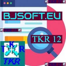 TKR 15-Számla Start licenc