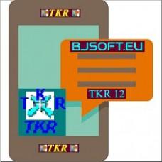 TKR 11-eBook hirdetés Kiadás / Név