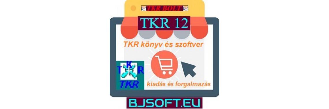 TKR 15-Díjbekérő ( tkr_szk1.exe v2.42. ) licenc