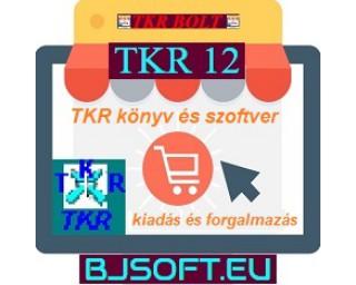 TKR 11-eBook hirdetés Alkalom / Logo