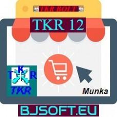 TKR D.P.S.R. postázási díj ( TKR-PD ) 003001006041