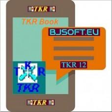 TKR 13 Fő funkciók / Alapadat kezelés Felhasználói Kézikönyv 20201227