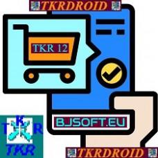 TKR  Cégirányítási  Információs  és  Személymenedzselő  Rendszer