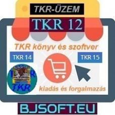 TKR-Üzem Start Licenc